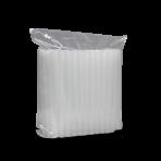 Ремонтный пластик для пистолета 1кг белый