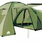 Палатка четырехместная Trek Planet Montana 4
