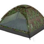 Двухместная однослойная палатка Jungle Camp Fisherman 2