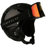 Горнолыжный шлем Indigo Element black