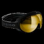 Горнолыжная маска Indigo Voggles Gold black