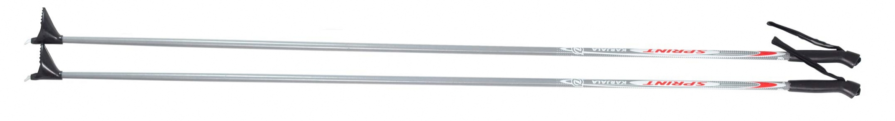 Палки для беговых лыж Sprint 110-120см