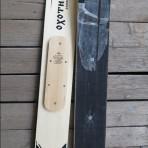 Лыжи «Охотник» с широким камусом