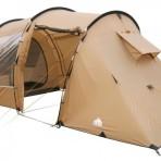 Палатка четырехместная Trek Planet Omaha Twin 4