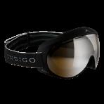 Горнолыжная маска Indigo Voggles Chrome black