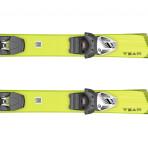 Горные лыжи Head Supershape Team + крепления SX 7.5