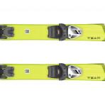 Горные лыжи Head Supershape Team + крепления SX 4.5