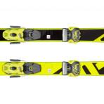Горные лыжи Head Frame Wall + крепления Attack 11