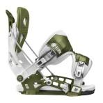 Крепления для сноуборда Flow NX2