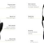 Перчатки Leather Gloves