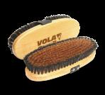 Щетка овальная бронза/конский волос