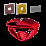Канторез карманный 88°-89° + 3 напильника
