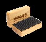 Щетка прямоугольная из конского волоса VOLA
