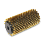 Щетка роторная бронзовая 140мм