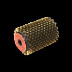 Щетка роторная бронзовая 100мм