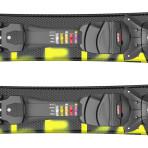 Горные лыжи Head Razzle Dazzle + крепления SP 10