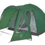 Четырёхместная кемпинговая высокая палатка Trek Planet Texas 4
