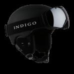 Горнолыжный шлем Indigo Free black
