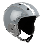 Горнолыжный шлем Indigo Core grey-white