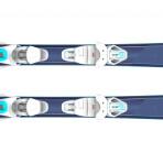 Горные лыжи Head Pure Joy blue + крепления Joy 9