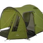 Четырехместная двухслойная кемпинговая палатка Trek Planet Tampa 4
