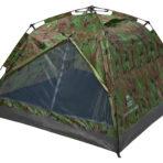 Трехместная палатка Jungle Camp Easy Tent Camo 3