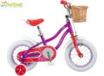 Детский велосипед Schwinn Elm 12 purpule/white