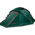Палатка Talberg Peak Pro 3 зеленая