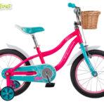 Детский велосипед Schwinn Elm 16 pink