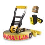 Комплект Bananalama 15 m слэклайн + защита для дерева