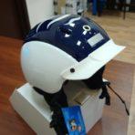 Горнолыжный шлем Bogner Junior blue
