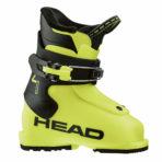 Горнолыжные ботинки Head Z1 yellow/black